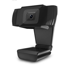 2020 HD Webcam Web Camera 30fps 640X480 PC Camera Built-in Sound-absorbing Microphone USB 2.0 Video Record For Computer For PC Laptop