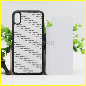 TPU phone Case,Blank 2D Sublimation TPU PC phone Case for iPhone 12 11 Pro Max SE 8 8plus X xr xs max with Aluminum Inserts