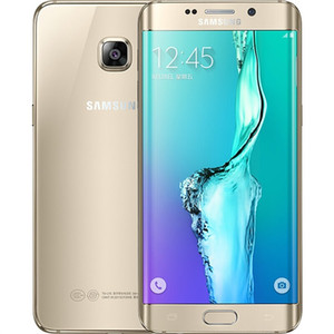 Refurbished Unlocked Samsung Galaxy S6 G920A G920T G920F Octa Core 3GB 32GB 16MP Andorid 5.1 inch 4G LTE WIFI GPS Bluetooth Cellphone