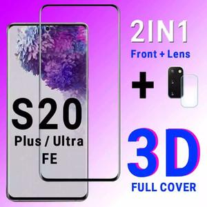 Для Samsung Galaxy S20 FE Profectors S20 Примечание 20 Ультра плюс стекло закаленные S20 плюс S20ULTRA Закаленная пленка GLAS