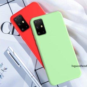 360 Full Cover Imitated Liquid Silicone TPU Case For Samsung S20 Plus Ultra A51 A71 A10 A20 A30 A40 A50 A60 A70 A80 A10s A10e M10 M20 M30