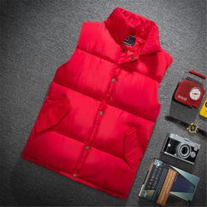 Vest Men Gilet Homme Winter-Westen Cotton Plus Size Multi Pocket Veste Sans Manche Homme Herren Bodywarmer ärmel Jacken
