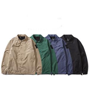 2020 Erkek Dış Giyim Palto Ceket Erkek Pilot Bombacı Ceket Erkek Moda Beyzbol Hip Hop Streetwear Coats Erkekler Slim Fit Coat Marka Giyim