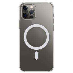 Cas de téléphone pour iPhone 12 PRO Max Airbag Soft Soft Silicone Pare-chocs TPU TPU TPU Acrylique Hybrid Cover Cover pour iPhone12 Mini