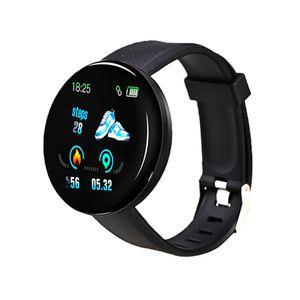 Wristband Blood Pressure Heart Rate Measurement D18 Bluetooth Bracelet Sport Tracker Smart Watch D13 Smartwatch A2