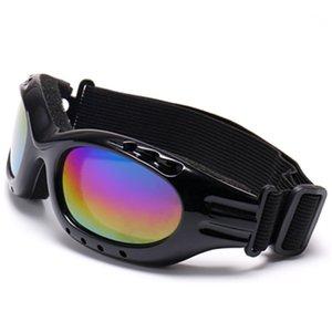 Nueva gafas ciclismo deporte al aire libre a prueba de viento Gafas Motocross Gafas de sol Gafas de Snowboard Googles de esquí UV400 unisex