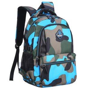 Borse di scuola per bambini Zaino Boys Primary School Backpack Bambino Borse per la scuola bambini Boys Books Orthopedic Bookbags Grande capacità T200709