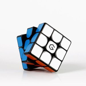 Xiaomi Mijia Giiker M3 Magnetic Cube 3x3x3 Vivid Color Square Magic Cube Puzzle Science Education Work with Giiker App