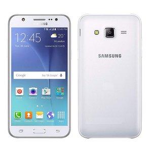 Original desbloqueado Refurbado Samsung Galaxy J5 J500F 16GB ROM 1.5GB Batería de RAM 2600mAh Cámara WiFi Bluetooth Mobilephone