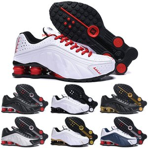 2019 New NZ Men Shoes Chassures R4 Mens Designer Sneakers Athletic Man Sport Trainers Tn Scarpe Sizes Eur40-46