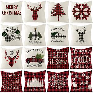Christmas pillow case 45*