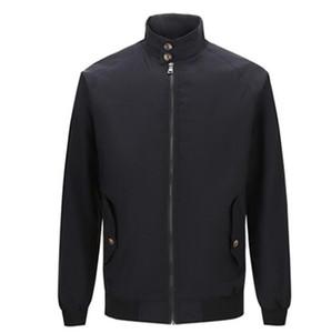 Sıcak Erkek Ceket Yeni Şık Erkekler İnce Casual Ceket İlkbahar Sonbahar Windrunner Ceketler Coat Man için spor WINDBREAKER