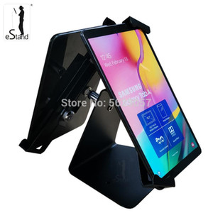 eStand 24012QQD Dual Screen Retail Metal Stand Holder Lockable for iPad Huawei