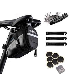 Bicycle Repair Tool Kit Bicycle Disassembly Tool Kit Multifunctional Portable Utility Assistant Tire Repair