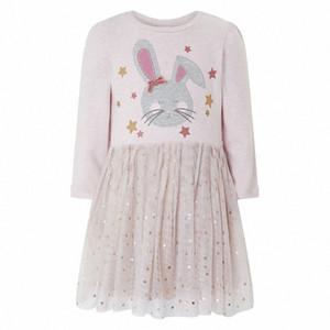 SAILEROAD Bebés Meninas Shy Traje Crianças Tassel Vestidos Estilo Crianças Princesa Dress For menina manga comprida Outfit Primavera Autum QU4H #