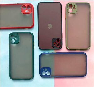 Newest Fashion Matte Phone Case For Iphone 11 pro max XS Max XR X 8 7 6 Plus