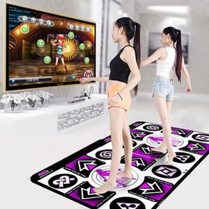 165x93 سنتيمتر الرقص وسادة الرقص خطوة الرقص حصيرة عدم الانزلاق مزدوج المستخدم ماتس القدم طباعة حصيرة لعبة الإنجليزية للكمبيوتر الشخصي