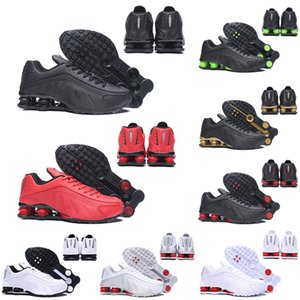 Shox R4 Shoes Shoes New Zapatos Hombre Mulheres Homens Outdoor Chaussures R4 Nz Mens Outdoor Homem Tn tamanho 36-45