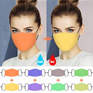 New Discoloration Cycling Face Mask Hot style foreign trade color-changing MASK spot magic MASK adjustable
