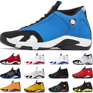 14s Hommes Chaussures de basket-ball 14 Gym Université Or Rouge Hyper Royale DMP entraîneurs des hommes de sport Chaussures de sport