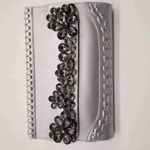020#Fashion Lady Clutch, Leather Wallet, Fashion Dinner Clutch, Multi-color optional