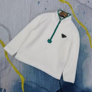 2020 Etats-Unis Européenne Femmes Et Hommes Fourrure Vestes Coréen Luxe Coutant Chaud Spring Travel Haute Qualité Collier Stand-Up Collier Lambe en laine d'agneau