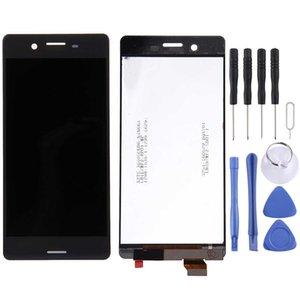 Sony Xperia X için Orijinal LCD Ekran ve Sayısallaştırıcı Tam Meclisi