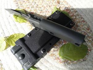 무료 배송 extrema 비율 새로운 ABS 손잡이 5mm 블레이드 단검 생존 보이 사냥 나이프 Vth104