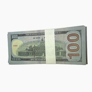 Bar 1:1 Delivery Money 100 Props Fast Simulation Design Shooting Toys 2a Gifts Movie Children Sukqj Epujn