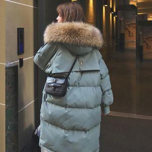 Parka Autumn Winter Jacket Women Clothes Vintage Warm Coat Female Womens Down Cotton Jacket Warm Thick Long Parkas Oversized