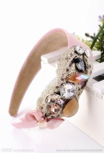 Beautiful and lovely Chinese culture temperament beauty hair band, online various styles and colors for customer service can be customized