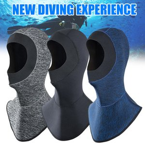 النيوبرين الغوص هود 3MM الغوص كاب بيب الغوص هود الدافئة لمط دائم للتزلج على الماء الغوص الإبحار YA88