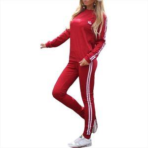 Pants sets European tracksuit burst model sexy two piece set womens leisure suit women cropped clothing vestidos LBD9149