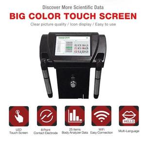 2020 Digital Body Composition Analyzer Fat Test Machine Health Analisi del dispositivo Bio Impedenza Equipaggiamento Beauty Perdita di peso perdita di peso palestra