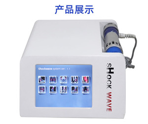 2020 Shock wave therapy machine ED treatment Physiotherapy Radial shockwave machine for body