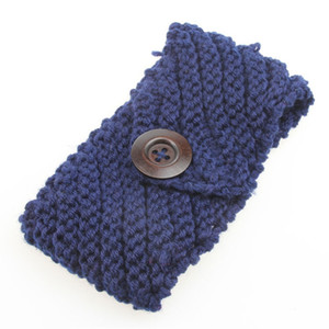 Grande fibbia in legno Hair Hoop La lana Fascia per la lana Donna Manuale MANUAL WEAVE BAND BAND Vendi bene con stile diverso 6 3YM J1