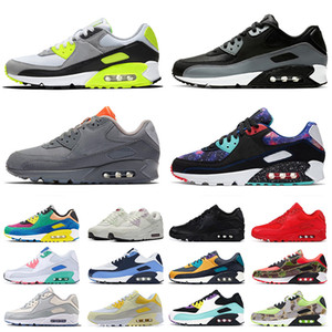nike air max 90 airmax 90s off white Moss Green Hommes Femmes Grande Taille US 12 Des Chaussures De Course Baskets Supernova Camo Vert Glasgow Outdoor New Trainers EUR 46