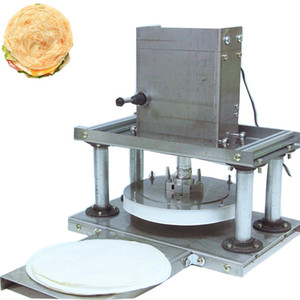 Küchengeräte 22cm Tortilla Richtmaschine Pancake Pressmaschine Elektro-Qualitäts-Pizza Noodle Press 220V