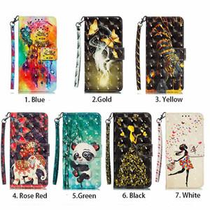 PU en cuir Flip Book Case pour iPhone 11 Pro 5,8 '' 2019 11Pro Cover Cover Portefeuille pour iPhone XS MAX XR 8 7 Plus Sac de téléphone