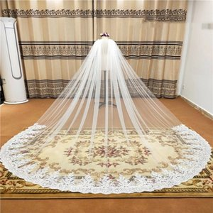 Vintage Lace New Cathedral Length Bridal Cape Cloak Lace Long Wedding Dress Accessory in White Ivory