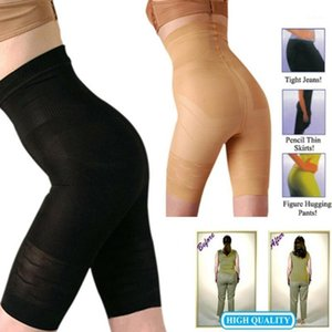 Wholesale- Hot sale Sexy Women Beauty Slimming Shapewear Fat Burning Slim Shape Bodysuit Pants S-3XL1