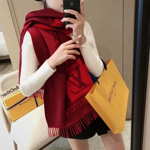 Lòuis Vuittòn The latest European and American fashion designer elements free delivery 2020 cashmere scarf women's fashion high-quality scar