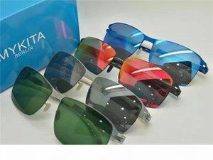 Brand sun glasses sunglasses for men brand sunglasses for women designer sunglasses style luxury Mykita LYLE coated reflective UV400 lens
