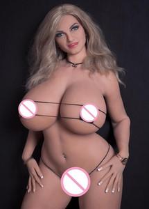 Tamaño real de la muñeca del sexo vida japonesa silicona muñecas del sexo para los hombres, vagina realista realista de la muñeca del amor del varón adulto Masturbación ToyD69