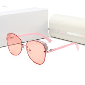 2021 men sunglasses millionaire evidence sunglasses retro vintage shiny gold summer style laser logo top quality