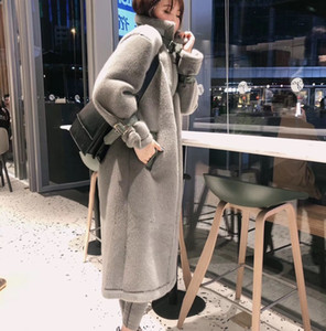 2020 fashionable new ladies jacket autumn and winter casual long-sleeved coat GSWY4UG6