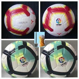 2019 2020 La balones de fútbol del liga Bundesliga Merlin ACC fútbol de partículas patín juego de entrenamiento de resistencia tamaño del balón de fútbol 5