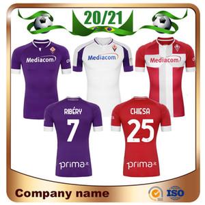 20/21 ACF Fiorentina Futbol Formalar 2020 Floransa Ana Ribery PEDRO PRINCE CHIESA Futbol forması DRAGOWSKI PEZZELLA VERETOUT Futbol forması