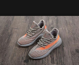 s Sneakers Baby Toddler Kanye West Run Shoes Infant Children Boys Girls Chaussures EU Size 26-35 New Kids Running Designer Shoe
