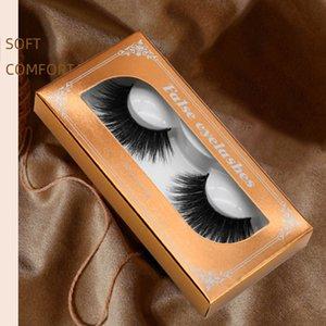 Hot sale 5D Nano Mink False Eyelashes Fake Eyelashes Long Full Eyelashes 25mm Thick Mink False Eyes Makeup False Lashes Wholesale 2021